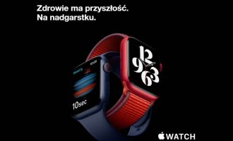 Premiera Apple Watch Series 6 w Orange!