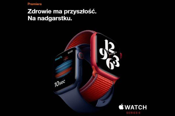 Apple Watch Series 6 abonament