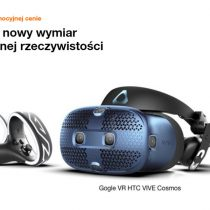 Gogle VR HTC Vive Cosmos w supercenie w Orange + bonus