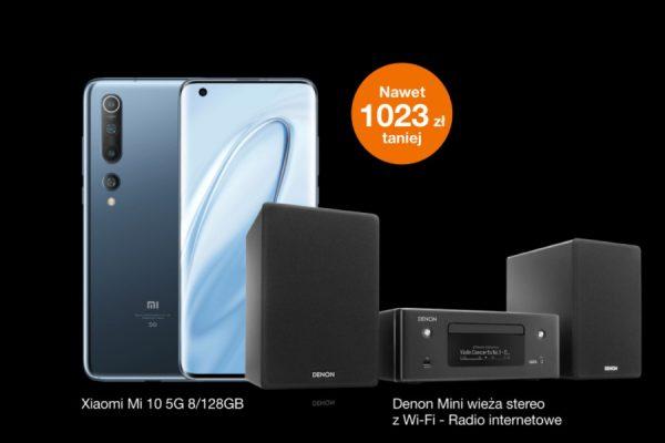 Xiaomi Mi 10 promocja Orange