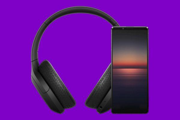 Sony XPeria 1 II promocja prezent