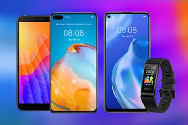 Plus Huawei P40 promocja