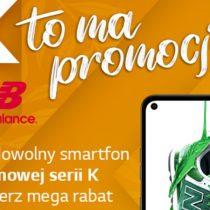 Voucher -50% do NB u polskich operatorów z telefonami LG