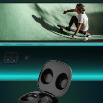 Motorola Moto G9 Play ze słuchawkami w Plusie i Plushu
