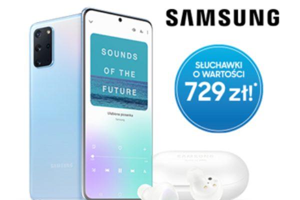 Samsung Galaxy S20 promocja