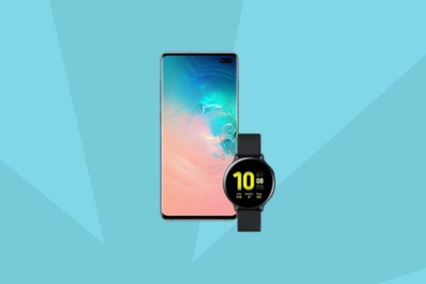 Samsung Galaxy S10+ promocja