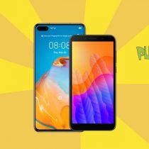 Huawei P40 z drugim telefonem w Plush ABO