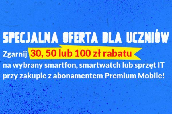 RTV EURO AGD promocja Premium Mobile