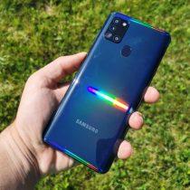 Samsung Galaxy A21s z mocną baterią i poczwórnym aparatem – recenzja