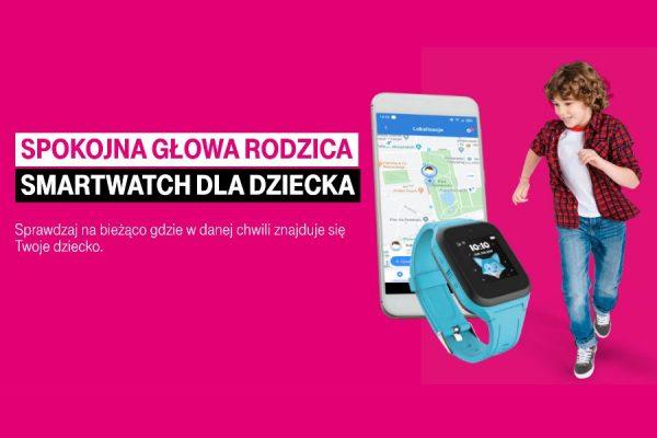 T-Mobile Family Watch dla dziecka