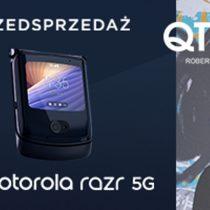 Przedsprzedaż Motoroli Razr 5G w T-Mobile! Ceny od 55 zł miesięcznie