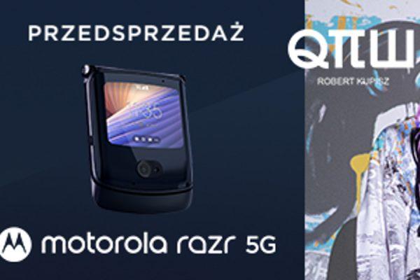 Motorola RAZR 5G promocja