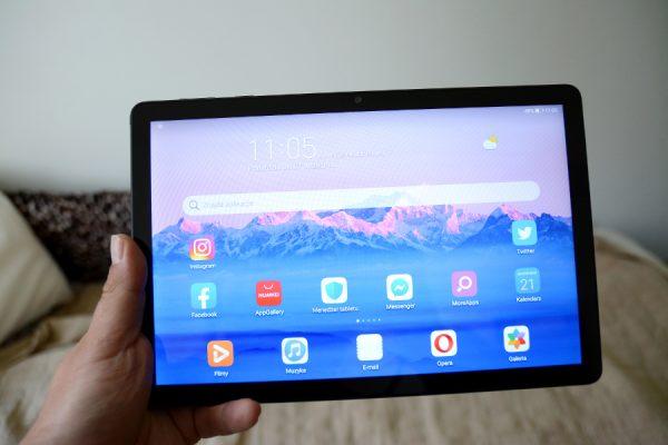 Huawei MatePad T10s test