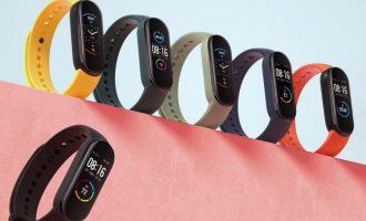 5 najlepszych opasek fitness