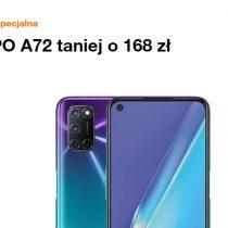 OPPO A72 taniej o 168 zł w Orange
