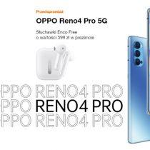 OPPO Reno 4 Pro z prezentem w Orange – przedsprzedaż