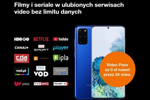 Orange Video Pass promocja