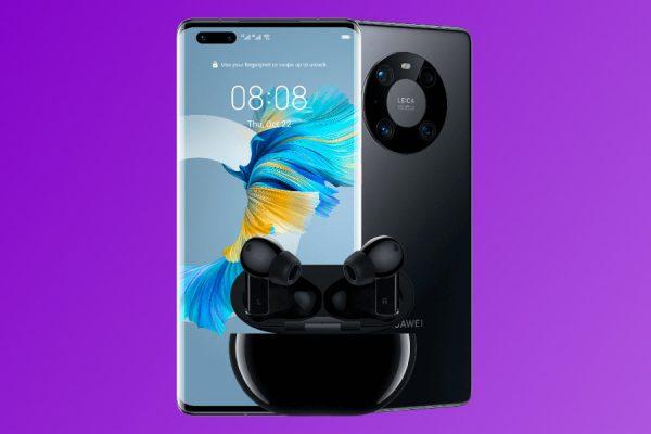 Huawei mate 40 Pro promocja