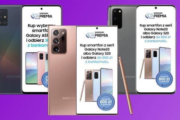 Samsung Galaxy Note20 Ultra zwrot 800 zł