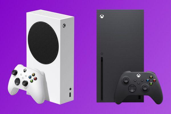 Xbox S Xbox X przedsprzedaż