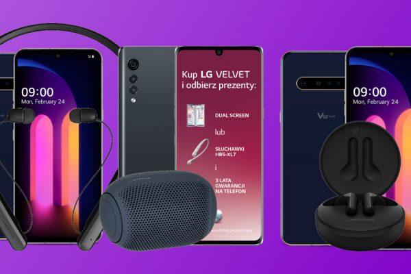 Play promocja telefonów LG