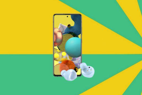 Samsung Galaxy A51 5G promocja