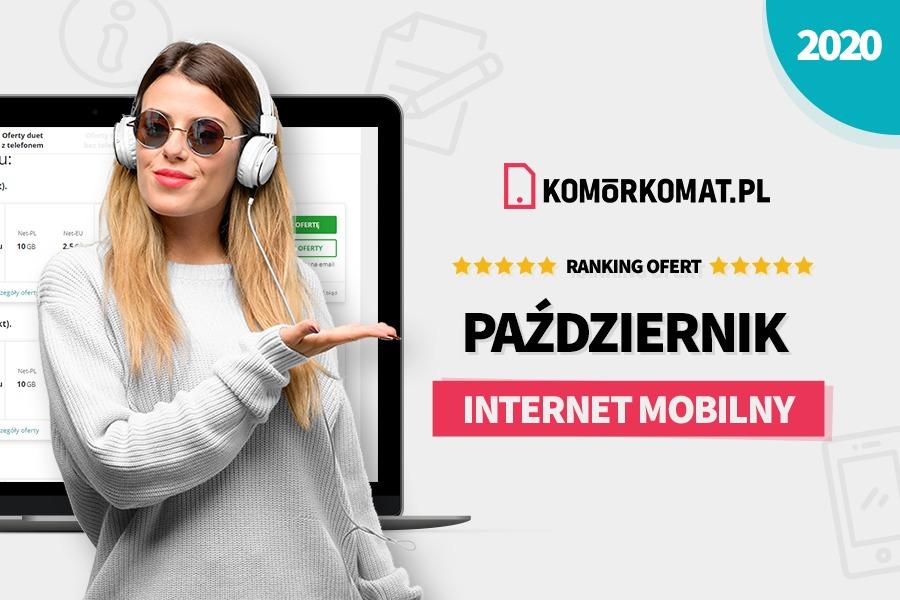 oferty internetu mobilnego