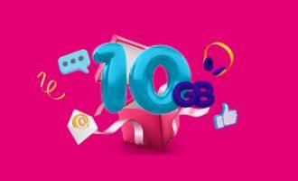 Dzień Internetu w T-Mobile – darmowe 10 GB