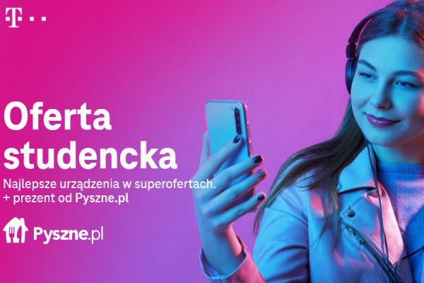 Voucher Pyszne.pl na t-mobile.pl promocja