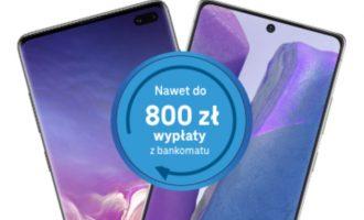 Kup Samsunga Galaxy w T-Mobile i odbierz 800 zł w gotówce