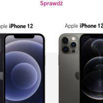 iPhone 12 i 12 Pro w przedsprzedaży T-Mobile!