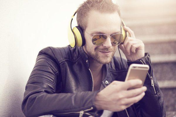 Muzyczne telefony