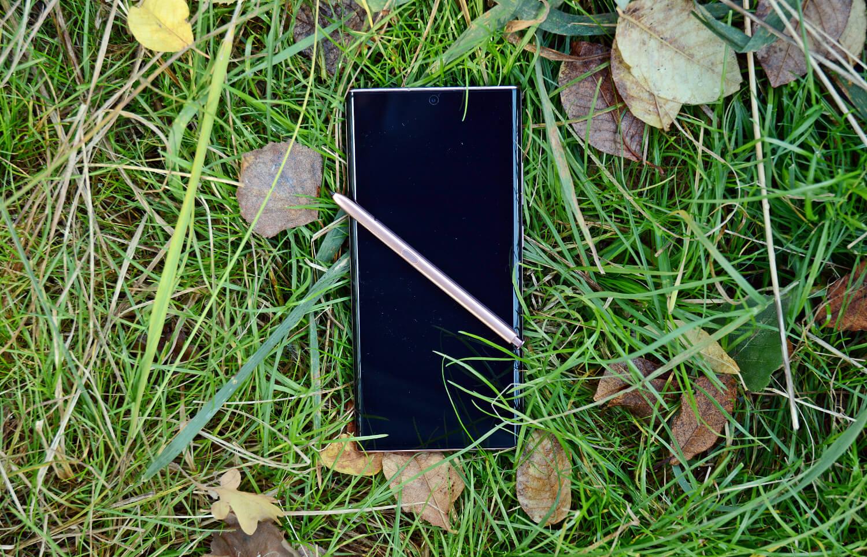 Samsung Galaxy Note20 Ultra recenzja