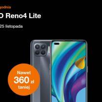 Oferta tygodnia Orange – OPPO Reno4 Lite tańszy o 360 zł