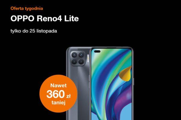 OPPO Reno4 Lite promocja