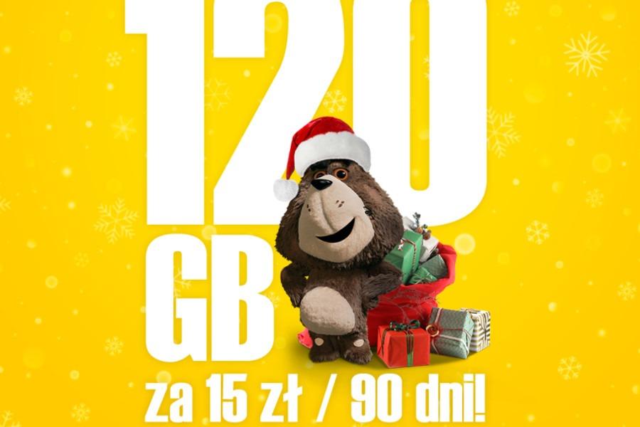 3x 30 GB w Plusie promocja