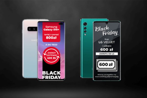 Plus Black Friday promocja