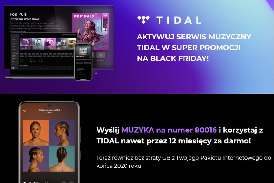 Promocja Plus Black Friday