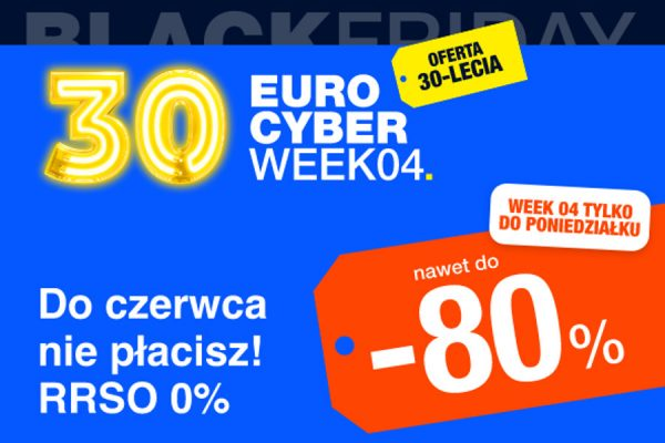 Cyber Monday RTV EURO AGD