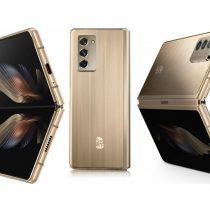 Składany Samsung Galaxy W21 5G zaprezentowany