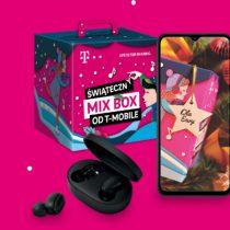 Świąteczny MIX BOX od T-Mobile