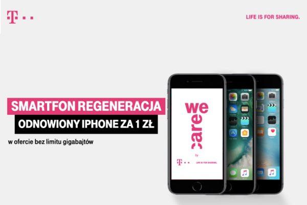 T-Mobile używane iPhoney