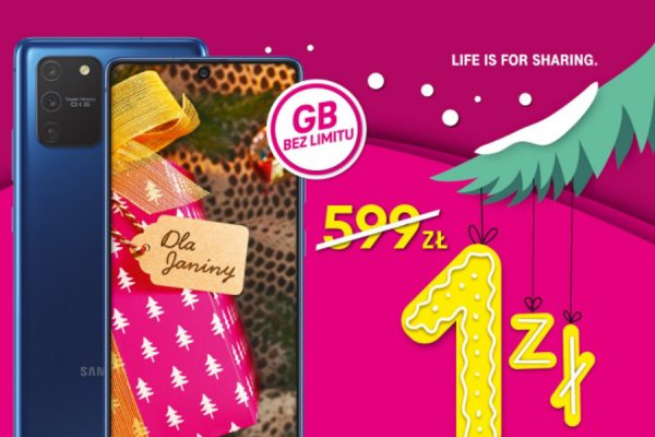 T-Mobile promocja na Święta