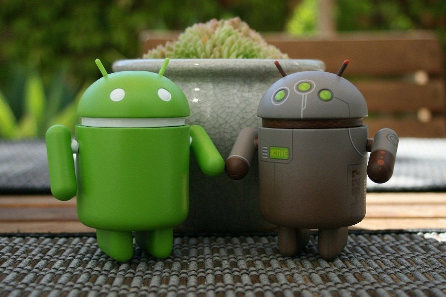 Telefony Android