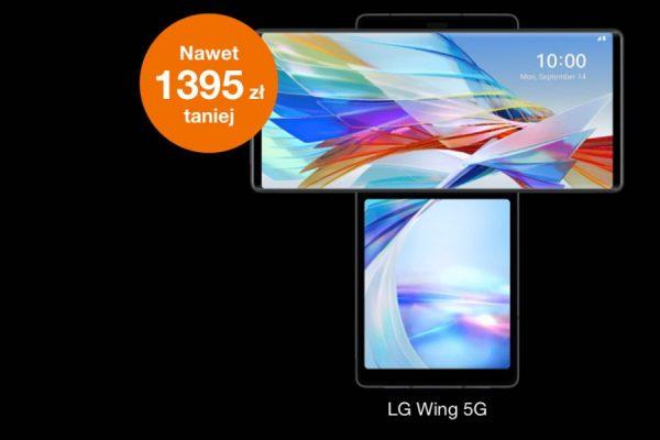 LG Wing promocja