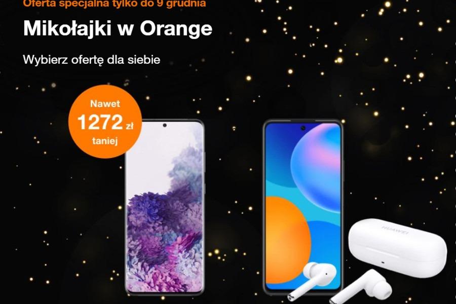 Orange promocja na Mikołaja