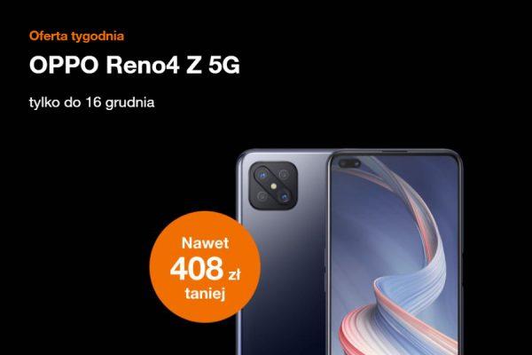 OPPO Reno 4Z 5G promocja