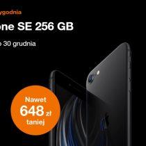 Oferta tygodnia Orange – iPhone SE taniej o 648 zł!