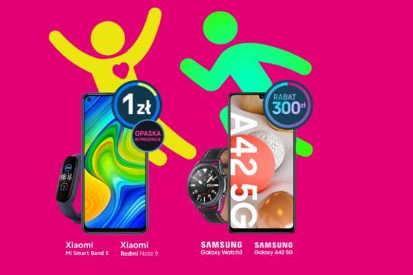 T-Mobile wyprzedaż 2020/2021