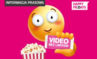 Happy Fridays w T-Mobile – Supernet Video DVD za 0 zł